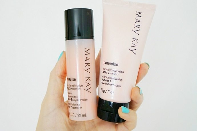 set microdermoabrasion Mary Kay